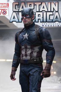 Captain America 75th Anniversary Magazine #1