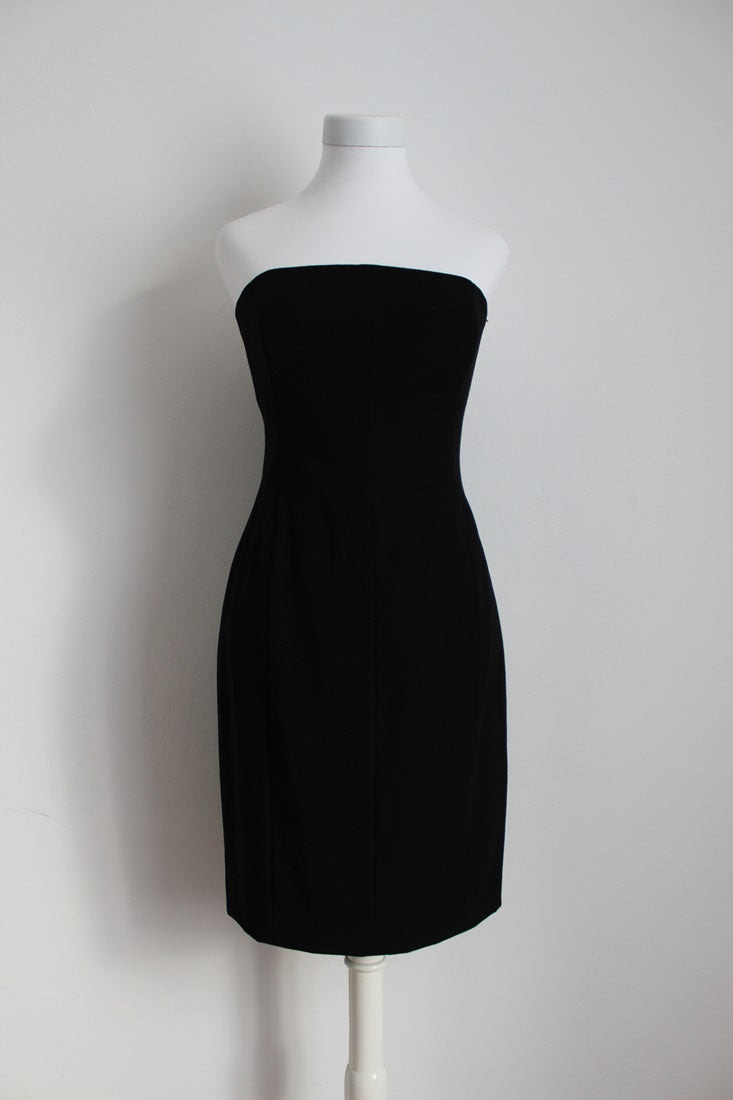 *ESCADA* DESIGNER VINTAGE COCKTAIL DRESS - SIZE 8