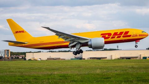 Boeing 777-200F  DHL  N905GT | is due:October 2019