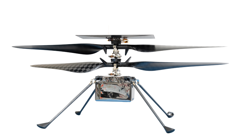 Mars Helicopter - NASA Mars