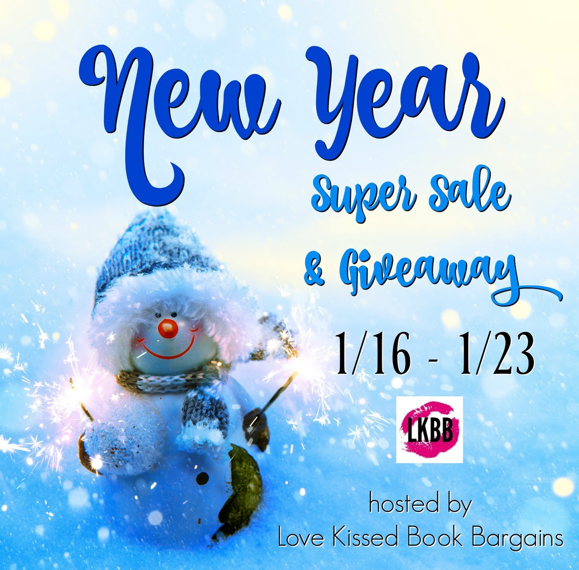 New Year Super Sale   Giveaway