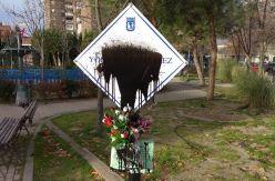La placa de Yolanda González: cuatro ataques en dos meses contra el recuerdo de la joven asesinada por la ultraderecha
