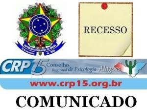 RECESSO CRP 2013