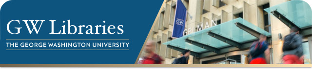 GW Libraries - please consider enabling images in order to view all content in this email