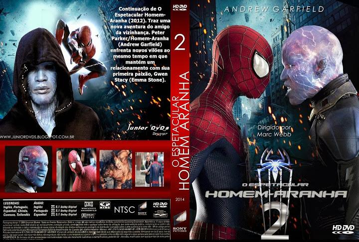 O Espetacular Homem-Aranha 2: A Ameaça de Electro - Torrent Dublado (2014)