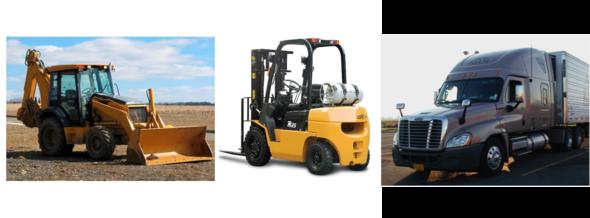 Mobile Equipment