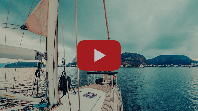 """Reezer apresenta """"Chasing Views"""" #5 em um veleiro na Baía de Guanabara"""