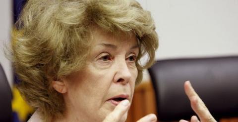 Susan George en una foto de archivo. EFE