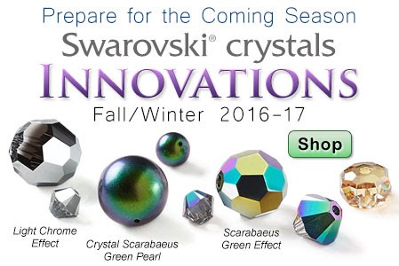 Swarovski crystals for the Com...