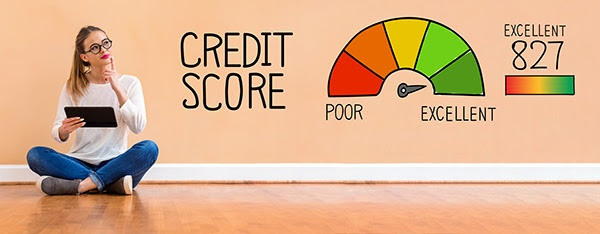 Paint your credit score on your wall for extra motivation