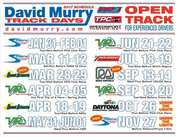 2017 DMTD full schedule v2