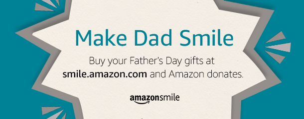 Support the CCC While Shopping for Father's Day!!