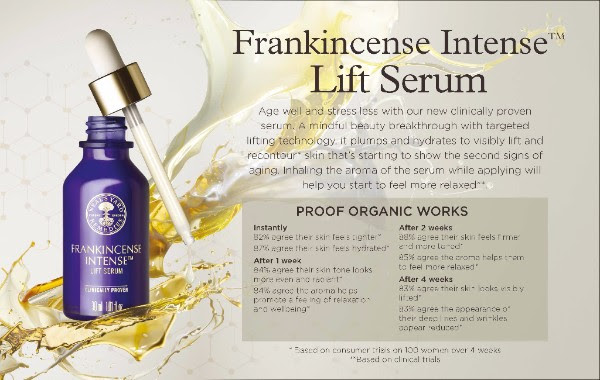 NYR Organic Frankincense Intense Lift Serum