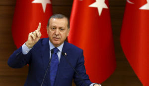 Erdogan: Turkish Republic is continuation of Ottomans