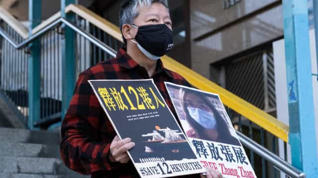 China condena a 4 anos de prisão jornalista que cobriu epidemia