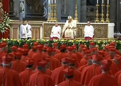 Dwaj kardynałowie Burke i Pell wyrzuceni z Kongregacji ds. Kultu Bożego i Dyscypliny Sakramentów