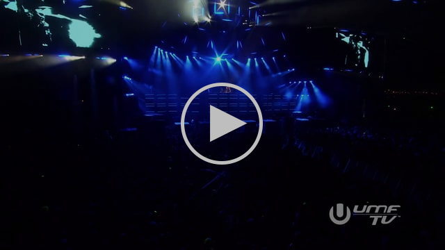 David Guetta x GLOWINTHEDARK at Ultra Music Festival Miami 2015