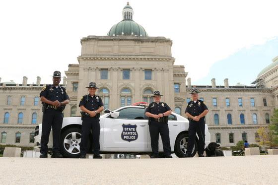 Captiol Police