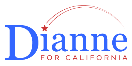 Dianne for California