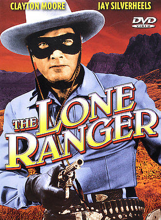 The Lone Ranger (DVD, 2002)