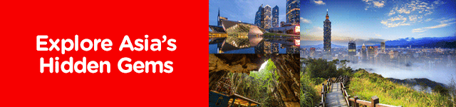 Explore Asia's Hidden Gems