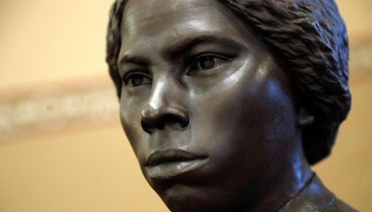 Harriet Tubman and Frederick Douglass Honored With Statues in Maryland State House image