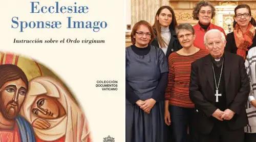 Vírgenes consagradas: Vaticano establece responsabilidad del obispo en su formación