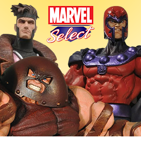 MARVEL SELECT FIGURES