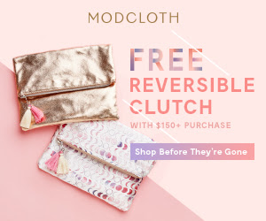 ModCloth :: Free Gift With Pur...