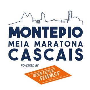 Logotipo Montepio Meia Maratona de Cascais