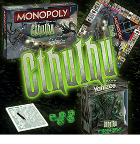 CTHULHU COLLECTOR'S EDITION GAMES