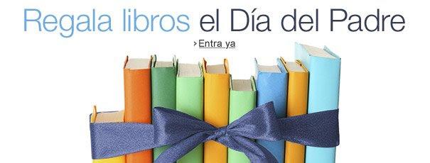 Regala libros el Día del Padre