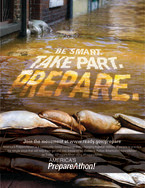 America's PrepareAthon! Flood Cover