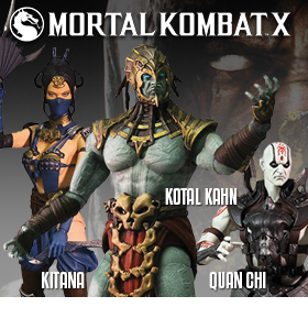 MORTAL KOMBAT X SERIES 2