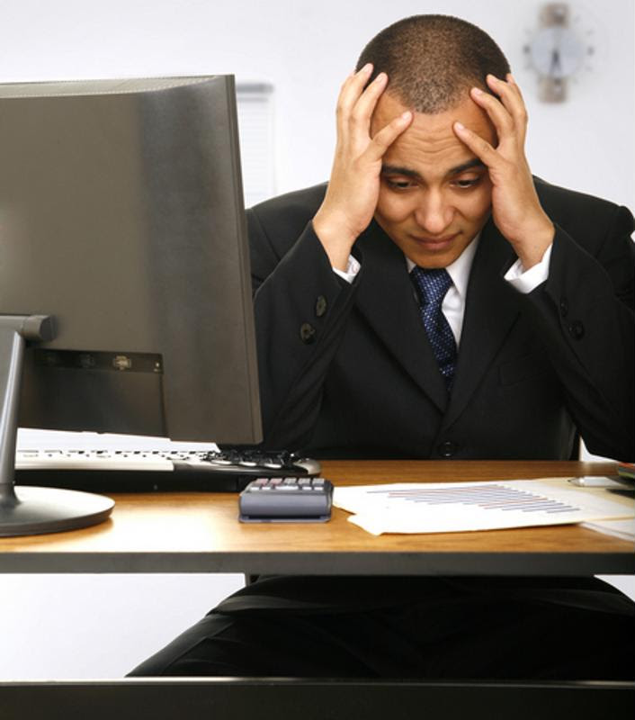 Everyday tasks can add up to workplace stress.