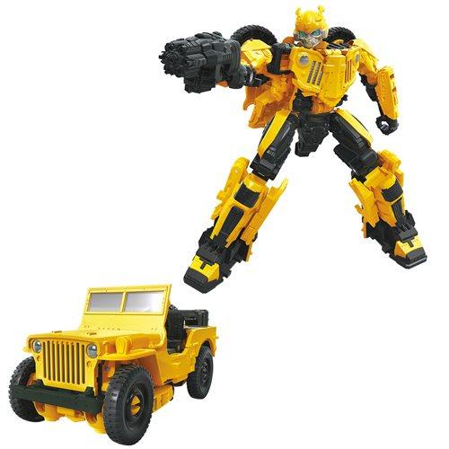 Image of Transformers Studio Series Deluxe Wave 10 - Jeep Bumblebee - APRIL 2020