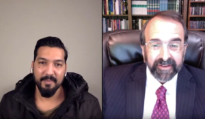 Video: Robert Spencer on the dangers of leaving Islam, the Delhi riots, the origins of Islam, and more