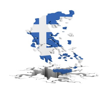 greece destruction
