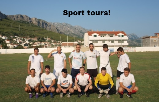 Elements of Soccer Sport preparation in Split