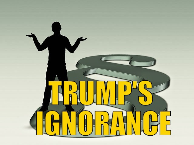 Trump's Ignorance