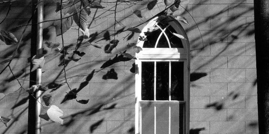 Image credit: Monastery Window (detail), Photograph by Thomas Merton, copyright the Merton Legacy Trust and the Thomas Merton Center at Bellarmine University. Used with Permission.