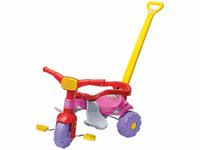 Triciclo Infantil Magic Toys Mônica