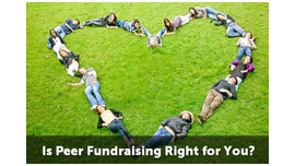 Is Peer Fundraising Right for Your Organization? - The Nonprofit Marketing Blog
