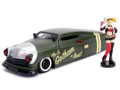 JADA DC COMICS BOMBSHELLS DIE-CAST CARS & FIGURES