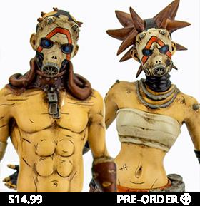 Borderlands 3 Psycho Bandit Vinyl Figures