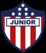 Resultado de imagen para junior colombia escudo