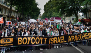 Over 100 links discovered between jihad terror groups and BDS-promoting NGOs