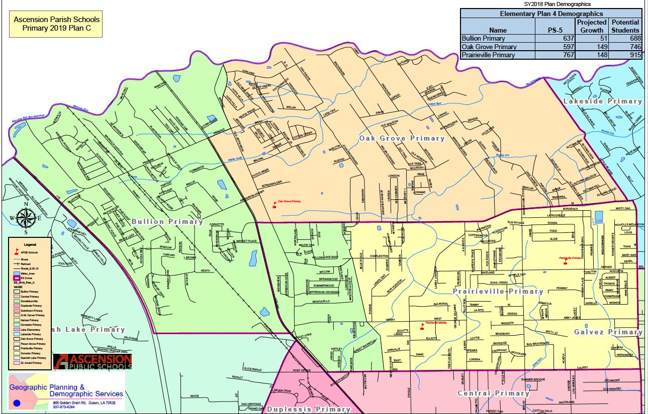 Map Plan C