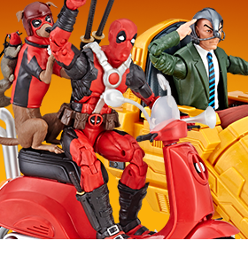 Ultimate Marvel Legends Wave 3