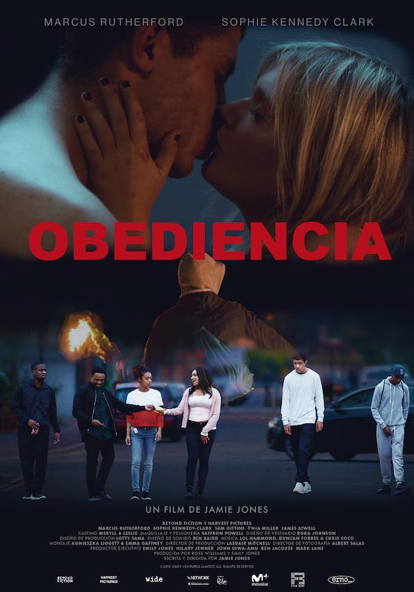 cartel Obediencia